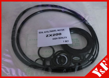 Hitachi Cylinder Seal Kits For ZAXIS200 Excavator Travel Motor Repair Kits